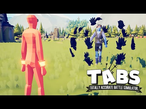 ODIN vs EVERY GOD - Totally Accurate Battle Simulator TABS