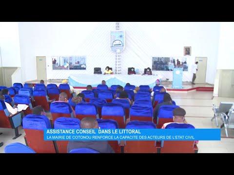 La mairie de Cotonou renforce la Capacité des acteurs de l'État civil La mairie de Cotonou renforce la Capacité des acteurs de l'État civil
