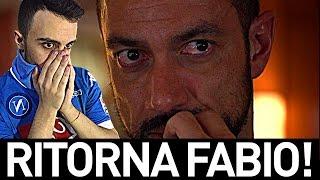 NAPOLI TI ASPETTA!!! #RITORNAFABIO
