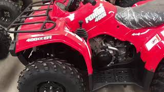 2016 Hisun HS 400 ATV Specs, Reviews, Prices, Inventory, Dealers