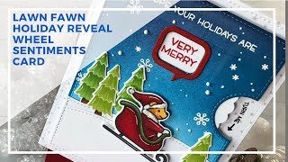 Lawn Fawn | Oh What Fun Holiday Reveal Wheel Video