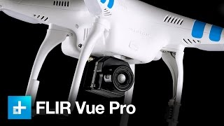 FLIR Vue Pro thermal camera for your UAV - Review