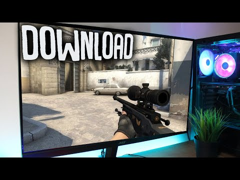 How To Download CSGO On PC For Free (Full Guide)   CS GO Download