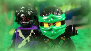 LEGO NINJAGO THE MOVIE PART 20 THE CURSED REALM - 200TH VIDEO ON YOUTUBE!