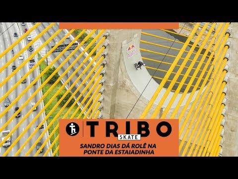 Sandro Dias dá rolê na ponte da Estaiadinha