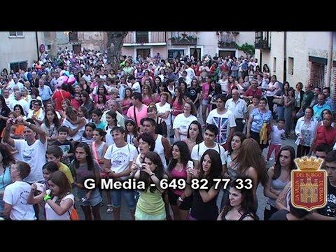 Vídeo de las jornadas festivas en Osma.