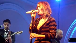 sarah connor - why does it rain [lübeck] - christmas tour 2012