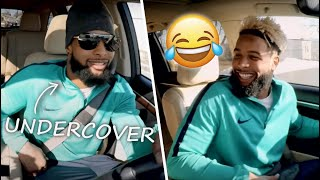 NFL Players Undercover: Best NFL Pranks