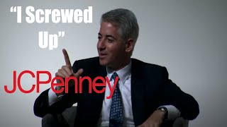 Bill Ackman: The Failed Investment of JCPenney