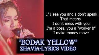 Bodak yellow lyrics