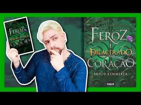 FEROZ E DILACERADO CORAÇÃO   Série Cursebreakers   Livro 2