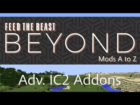 Advanced IC2 Addon Tutorial - FTB Beyond - Mods A to Z