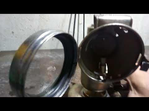 Карбидный (ацетиленовый) фонарь. производитель:Kohlers Sohne страна: Германия год выпуска: 1920-е..