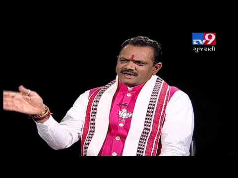 Watch BJP Gujarat President Shri Jitu Vaghani's ENCOUNTER with tv9 Gujarati