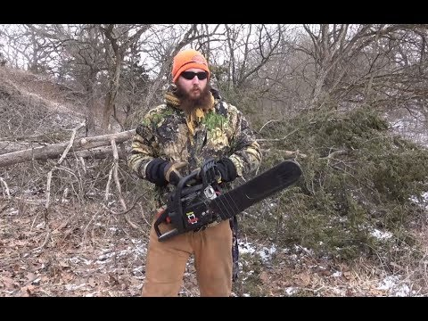 1 YEAR UPDATE! Poulan Predator 18″ 42cc Chainsaw Review