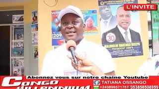 LA RAISON DU REPORT DES ELECTIONS KOVO INGELA apanzi FCC ko kamwa