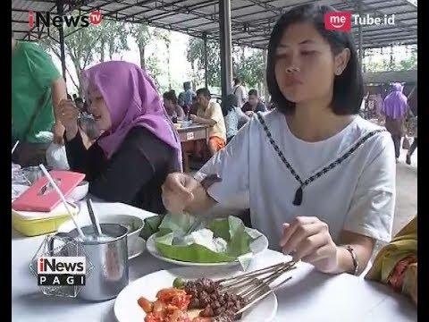 Video Nikmatnya Kuliner Sate Maranggi yang Banyak Didatangi di Purwakarta - iNews Pagi 28/06
