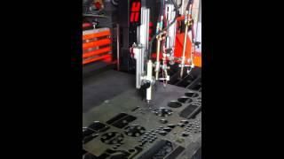 TSM CNC Plasma Cutting Machine
