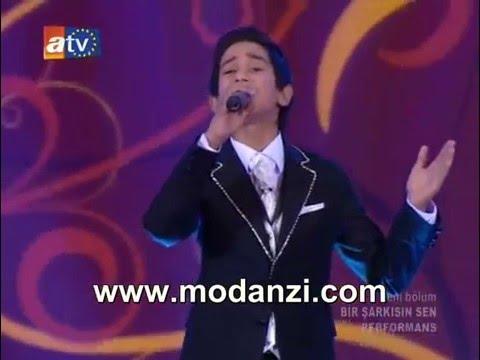 Bir Şarkısın Sen 11.08.2012 | Soner Kıp - Veda Busesi | www.modanzi.com.tr