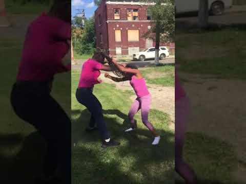Linwood girls fight