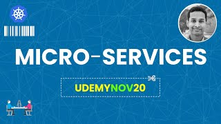 Microservices Architecture | Coupon: UDEMYOCT19 | Udemy: Kubernetes Made Easy | Kubernetes Tutorial