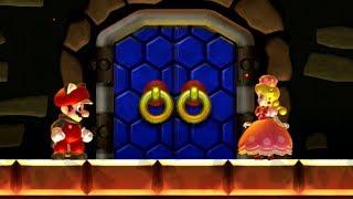 New Super Mario Bros U Deluxe - Walkthrough - #01