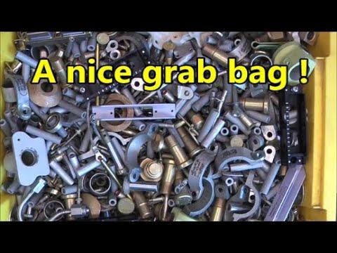Ebay grab bag of NOS aircraft hardware