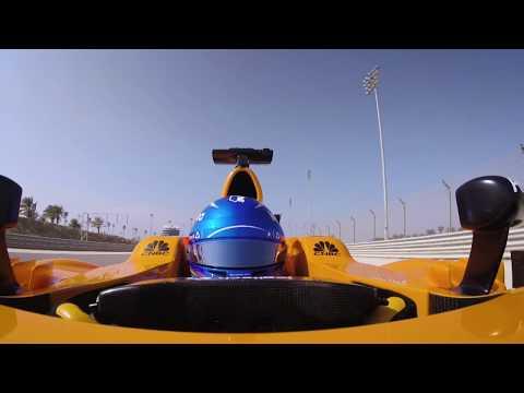 #JJxALO | Fernando Alonso install lap onboard camera.