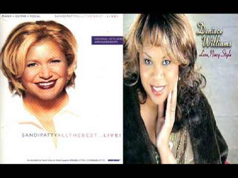 They Say – Deniece Williams with Phillip Bailey and Sandi