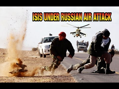RUSSIAN HELICOPTERS AIRSTRIKE ATTACKING SYRIA. ISIS IN PANIC Mp3