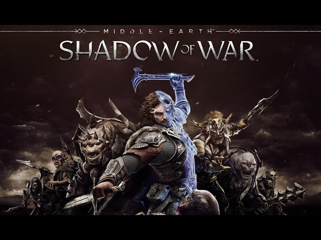 Middle-earth: Shadow of War - Best PC Game of E3 2017 - Nominee