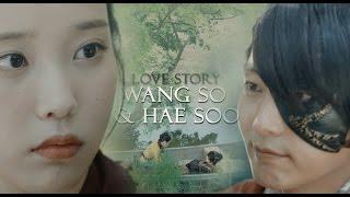 Wang So & Hae Soo | Love Story | Moon Lovers  [PTBR/ENG SUB]