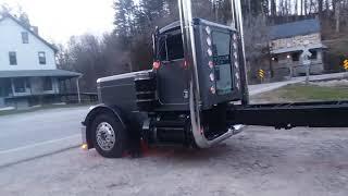 peterbilt 377 hood conversion - मुफ्त ऑनलाइन वीडियो