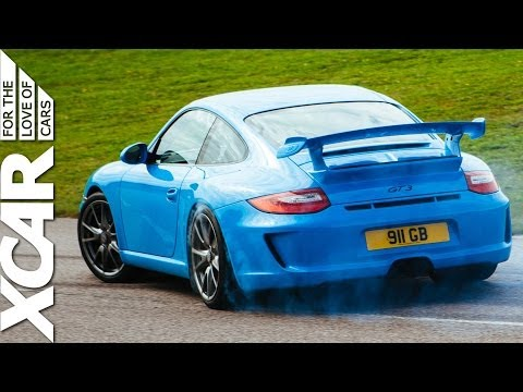 Porsche 997 911 GT3: The Manual Gearbox's Last Gasp