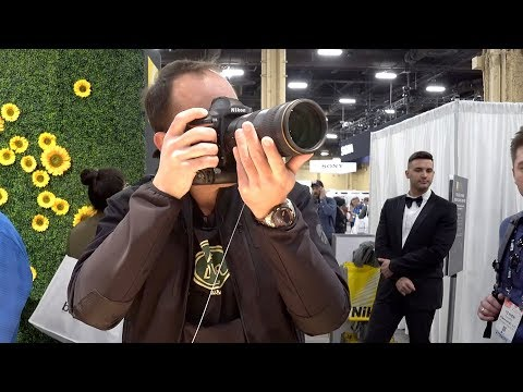 External Review Video 2CF-SGqH4Gk for Nikon D6 Full-Frame DSLR Camera