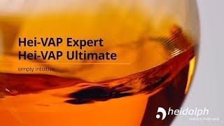 Odparka rotační Heidolph Hei-VAP Expert a Hei-VAP Ultimate