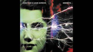 John Foxx And Louis Gordon - Haunted (Short clip from six minute Sideways version)