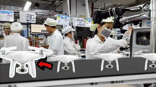 how drone is made in factory | drone factory | how to make drone in factory | drone manufacturing