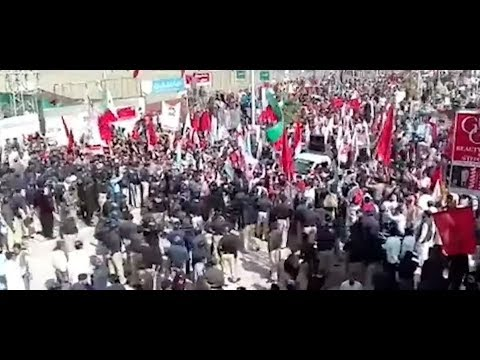 Protests erupt in Pakistan occupied Kashmir, Thousands hit the streets