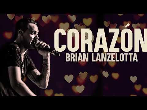Letra Corazón Brian Lanzelotta