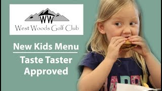 Preview image of West Woods Golf Course - Kids Taste Testing