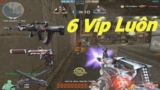 [ Bình Luận CF ] Bộ Súng Megatron 6 VIP 4100 Vcoin - Tiền Zombie v4