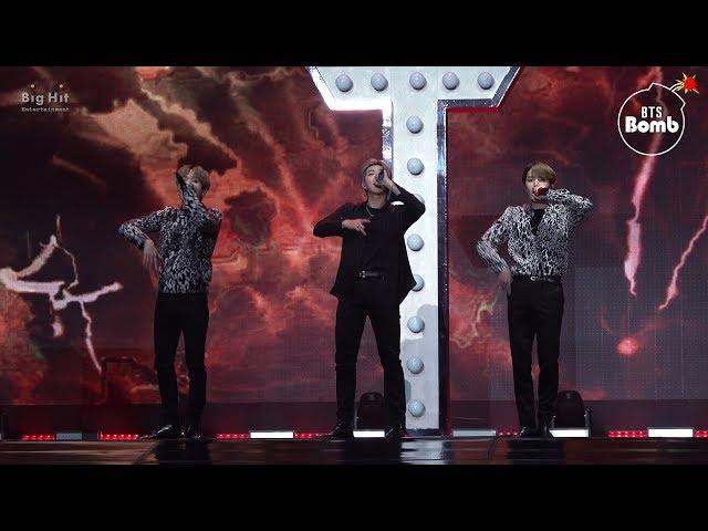 [BANGTAN BOMB] 'Skool Luv Affair' Special Stage (Rap line focus) @ 2020 GDA - BTS (방탄소년단)