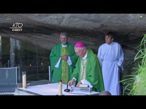 Messe du 21 juillet 2020 à Lourdes