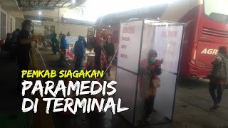 Puluhan Ribu Perantau Jakarta Mudik Dini ke Wonogiri, Pemkab Siagakan Paramedis di Terminal