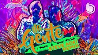 J Balvin & Willy William   Mi Gente (Steve Aoki Remix)