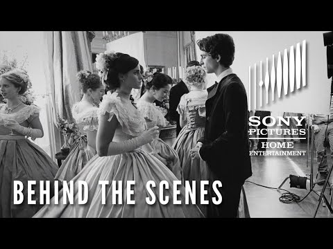 Video trailer för Behind The Scenes of Little Women: Making A Modern Classic