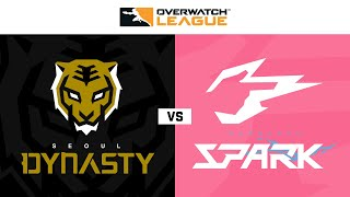 Quarter-Final A | Seoul Dynasty vs Hangzhou Spark | Rebroadcast | May Melee APAC | Day 1