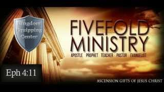 5 Fold Ministry - Teaching Gil Hodges 10-4-15
