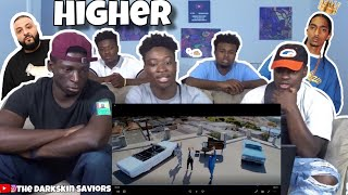DJ Khaled   Higher Ft. Nipsey Hussle, John Legend(Reaction)